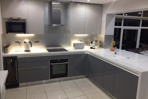 Snow Pearl Toppmax Kitchen Worktops