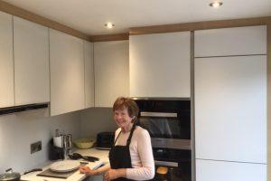Snow Pearl Kitchen Worktop