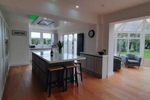 Corian colour Everest Kitchen worktop
